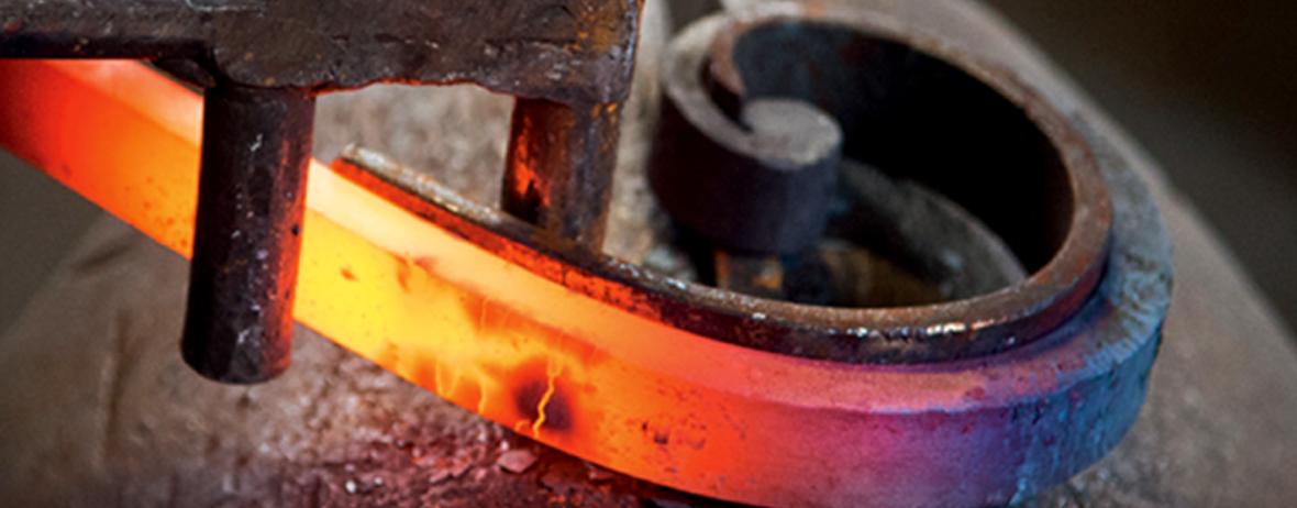 ferronnerie art fer forgé ferronnier d'art en Dordogne