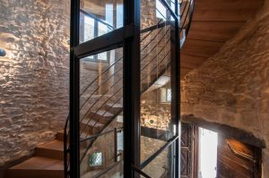 Rampe escalier particulier