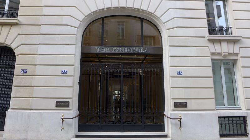 Hotel Peninsula - Paris - AOF