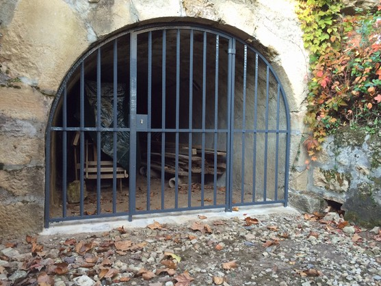 fabrication et pose de portail